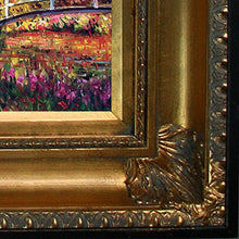Load image into Gallery viewer, Monet-The Japanese Bridge with Regency Gold Frame - EK CHIC HOME