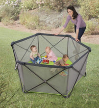 Load image into Gallery viewer, Infant Pop N' Play Portable Playard - EK CHIC HOME
