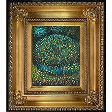 Load image into Gallery viewer, Apple Tree Canvas Art by Klimt with Regency Gold Frame - EK CHIC HOME