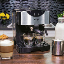 Load image into Gallery viewer, Automatic Dual Shot Espresso/Cappuccino System - EK CHIC HOME