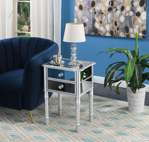 Gold Coast Mayfair End Table, Multiple Finishes
