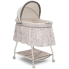 Load image into Gallery viewer, Children Sweet Beginnings Bassinet, Falling Leaves - EK CHIC HOME