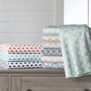 300 Thread Count Sheet Set - EK CHIC HOME