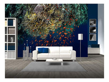 Load image into Gallery viewer, Illustration,Digital Painting - Removable Wall Mural | Self-adhesive Large Wallpaper - 100x144 inches - EK CHIC HOME