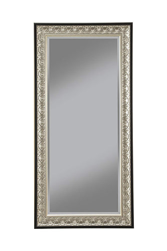 Cognac Ash Full Length Leaner Mirror - EK CHIC HOME
