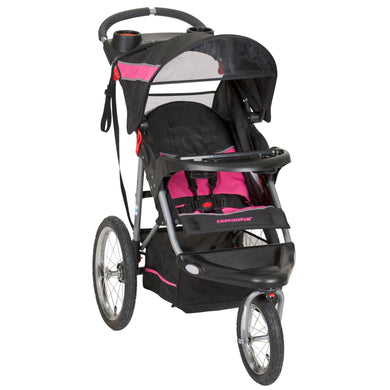 Expedition Jogging Baby Stroller, Bubble Gum
