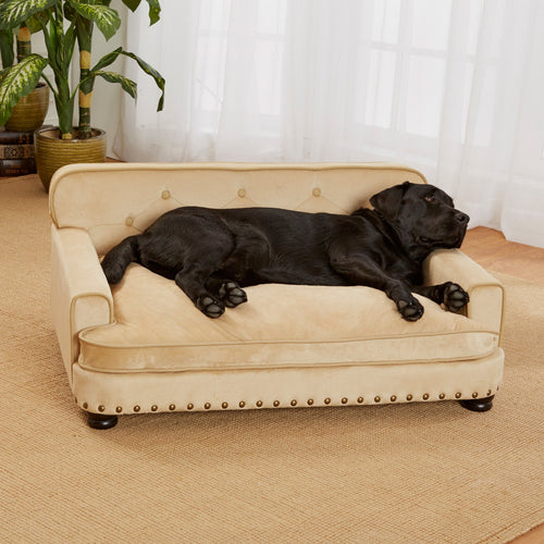 Pet Library Sofa Dog Bed, Large, 30