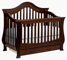 Load image into Gallery viewer, Million Dollar Baby Classic Ashbury 4-in-1 Convertible Crib with Toddler Bed Conversion Kit - EK CHIC HOME