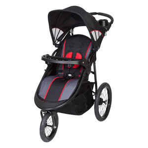 Pathway 35 Jogger Baby Stroller, Optic Red