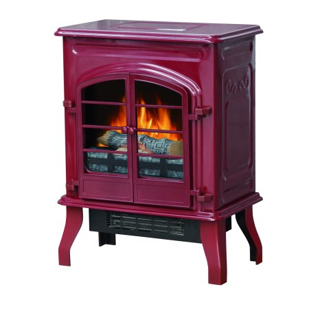 Bold Flame Electric Space Heater - EK CHIC HOME