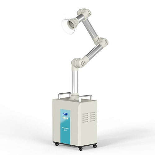 Dentist Aerosol Suction Ultraviolet Disinfection Extractor for Droplets - EK CHIC HOME