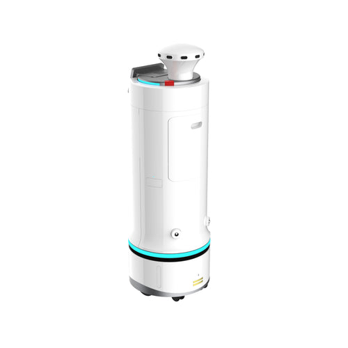 Path Planning UVO Air Disinfection Epidemic Prevention Intelligent Robot - EK CHIC HOME