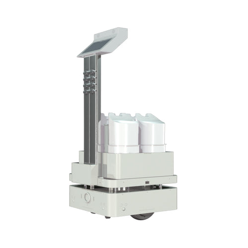 Intelligent Hospital Disinfection Robot