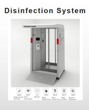 Load image into Gallery viewer, 2020 UV Automatic Mobile Booth Portable Disinfection Tunnel