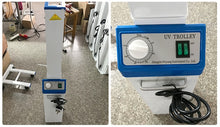 Load image into Gallery viewer, Medical 30W UVC Disinfection Hospital Portable UV Light