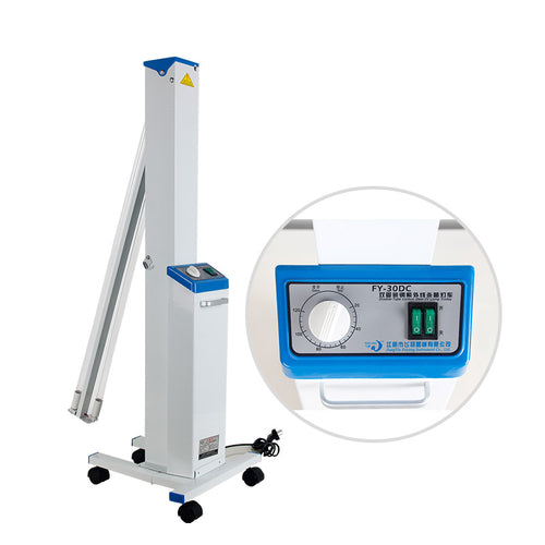 Medical 30W UVC Disinfection Hospital Portable UV Light