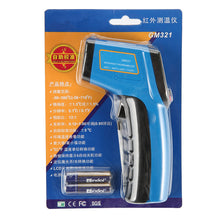 Load image into Gallery viewer, WHOLESALE- INDUSTRIAL 500 PCS  Non-contact Digital Laser Infrared Thermometer