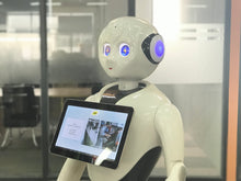 Load image into Gallery viewer, ALICE - Autonomous Humanoid Intelligent Robot for Reception