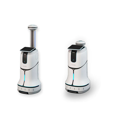 Smart Disinfection Robot Medical/Hospital