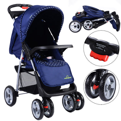 Foldable Baby Travel Stroller