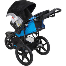 Load image into Gallery viewer, Xcel Jogging Stroller, Mosaic Blue