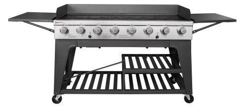 Royal 8-Burner BBQ Gas Propane Grill Outdoor Large Party