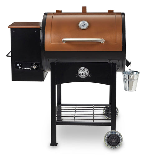 Classic 700 Sq. In. Wood Fired Pellet Grill with Flame Broiler