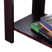 Load image into Gallery viewer, 2PC Sofa Chair Side Table Wooden End Coffee Table - EK CHIC HOME
