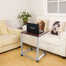 Load image into Gallery viewer, Coffee Tray Sofa Side End Table Modern Lap Stand - EK CHIC HOME