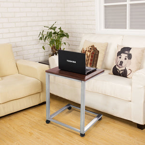 Coffee Tray Sofa Side End Table Modern Lap Stand - EK CHIC HOME