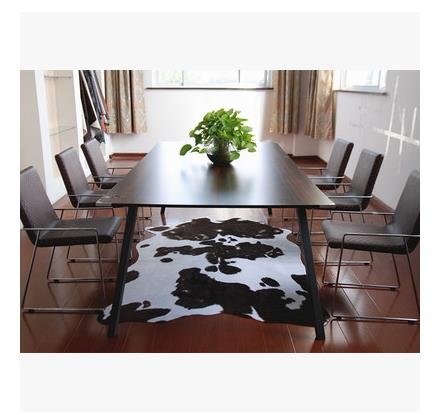 Exotic Cow Living Room Area Rug - EK CHIC HOME
