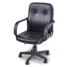 Load image into Gallery viewer, Ergonomic PU Leather Midback Executive Office Chair - EK CHIC HOME