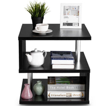 Load image into Gallery viewer, 3 Tiers Coffee Table with Storage Shelfs - EK CHIC HOME