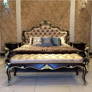 High Quality European French Bed - EK CHIC HOME