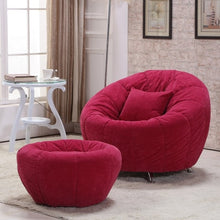Load image into Gallery viewer, Single Lovely Leisure Tatami Chair - EK CHIC HOME