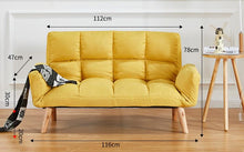 Load image into Gallery viewer, Living Room Chairs Tatami Sofa - EK CHIC HOME