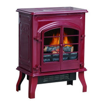 Load image into Gallery viewer, Bold Flame Electric Space Heater - EK CHIC HOME