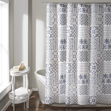 Monique Shower Curtain 72X72 - EK CHIC HOME