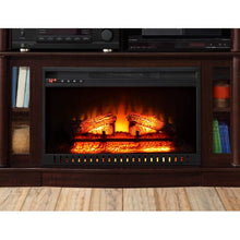 "Load image into Gallery viewer, Media Fireplace for TVs up to 45"" - EK CHIC HOME"