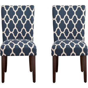 Classic Dining Chairs (Set of 2) - EK CHIC HOME