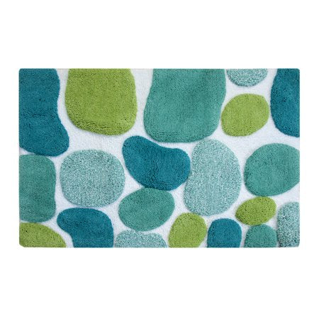 Pebbles Brights Bath Rug, 24