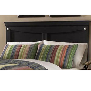 5 Piece Bedroom Suite: Queen Bed Headboard, Dresser, Mirror, Chest, Nightstand - EK CHIC HOME