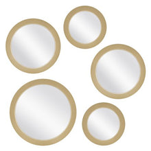 Load image into Gallery viewer, 5-Piece Mirror Set - EK CHIC HOME