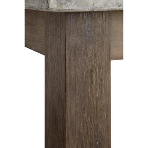 Concrete Chic Square Coffee Table - EK CHIC HOME