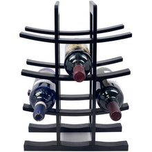 Load image into Gallery viewer, 12 Bottles Sleek and Chic Looking Wine Rack - EK CHIC HOME