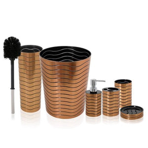 6-Piece Bathroom Accessory Set - EK CHIC HOME