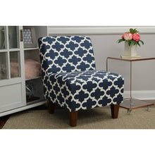 Load image into Gallery viewer, Armless Accent Chair - EK CHIC HOME