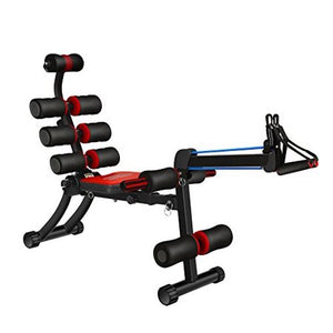 Sit-up Exerciser Ab Machine Workout Fitness - EK CHIC HOME