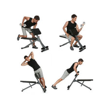 Load image into Gallery viewer, Adjustable Sit Up Bench Slant Board Ab Trainer - EK CHIC HOME