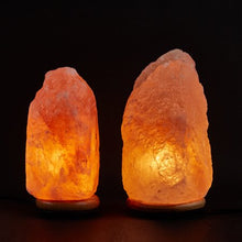 Load image into Gallery viewer, Himalayan Natural Glow Pink Salt Lamp, Large, 7-10 LBS - EK CHIC HOME
